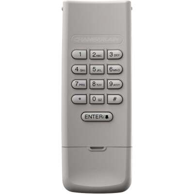 Chamberlain Garage Door Wireless Keyless Entry