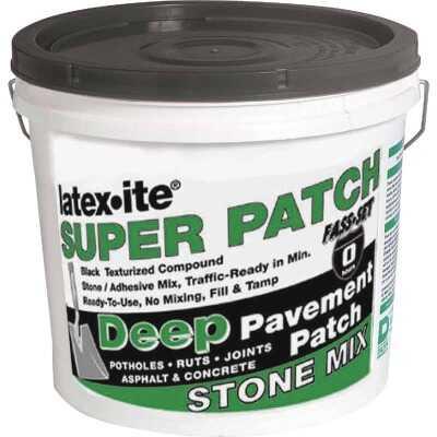 Latex-ite Super Patch 1 Gal. Stone Asphalt Patch