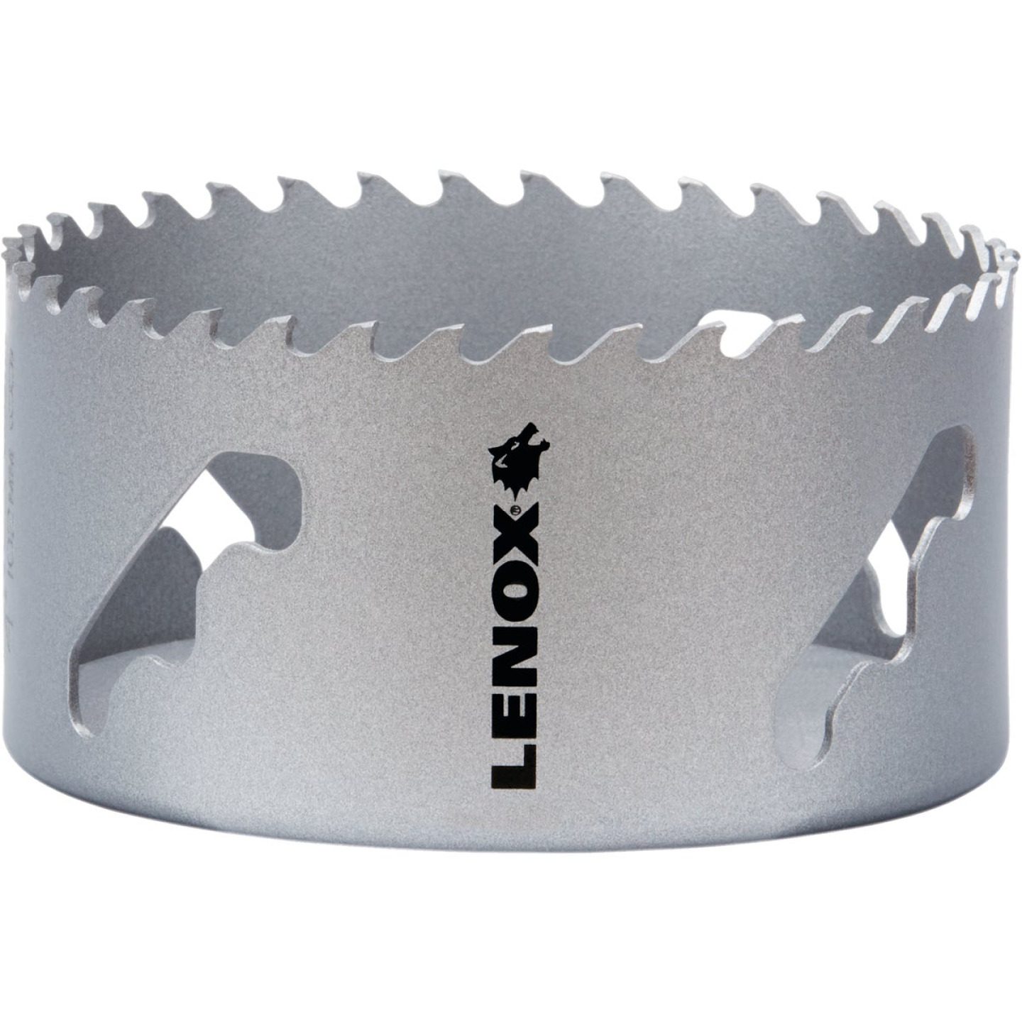 Lenox 4-1/2 In. Carbide-Tipped Hole Saw w/Speed Slot Image 1