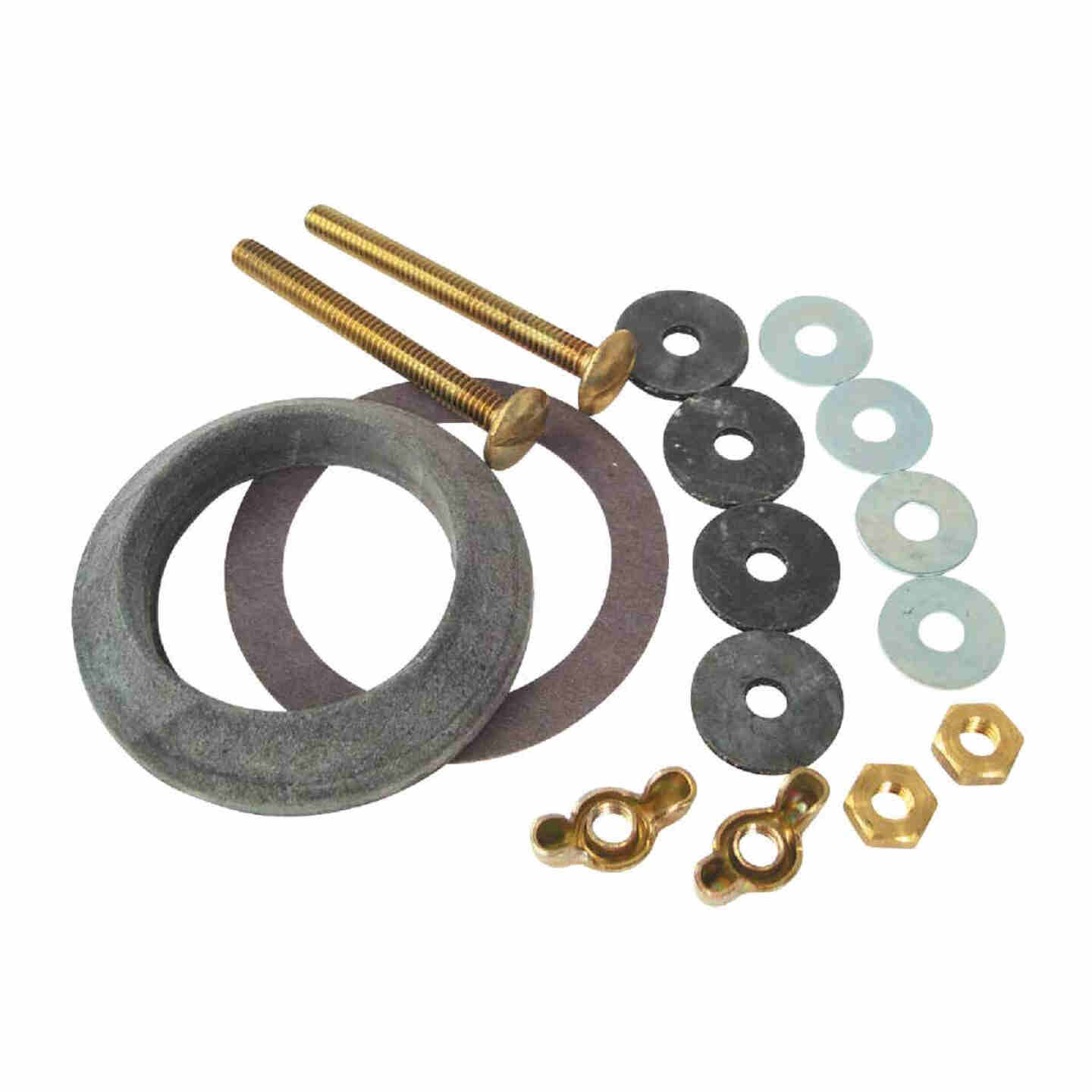 Do it 5/16 In. x 3 In. Toilet Bolt and Washer Kit  Image 1