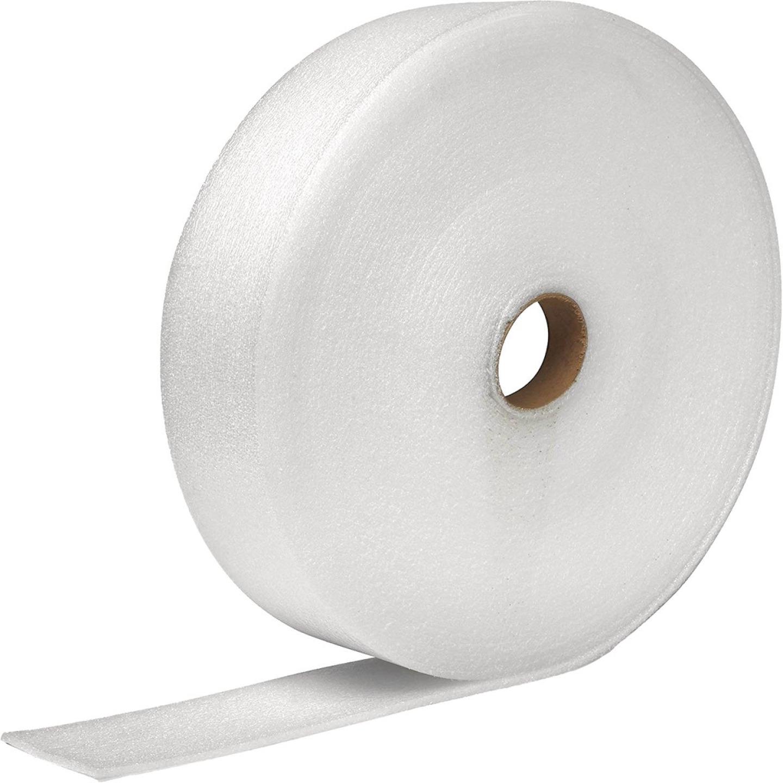 Oatey 1/4 In. Wall Foam Closet Pipe Insulation Wrap, 4 In. x 82 Ft. Image 1
