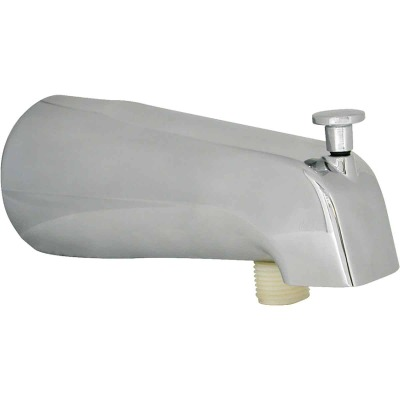 Danco 5 In. Chrome Bathtub Spout with Diverter