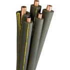 Tundra 1/2 In. Wall Semi-Slit Polyethylene Pipe Insulation Wrap, 1-1/2 In. x 6 Ft. Fits Pipe Size 1-1/2 In. Copper / 1-1/4 In. Iron Image 1