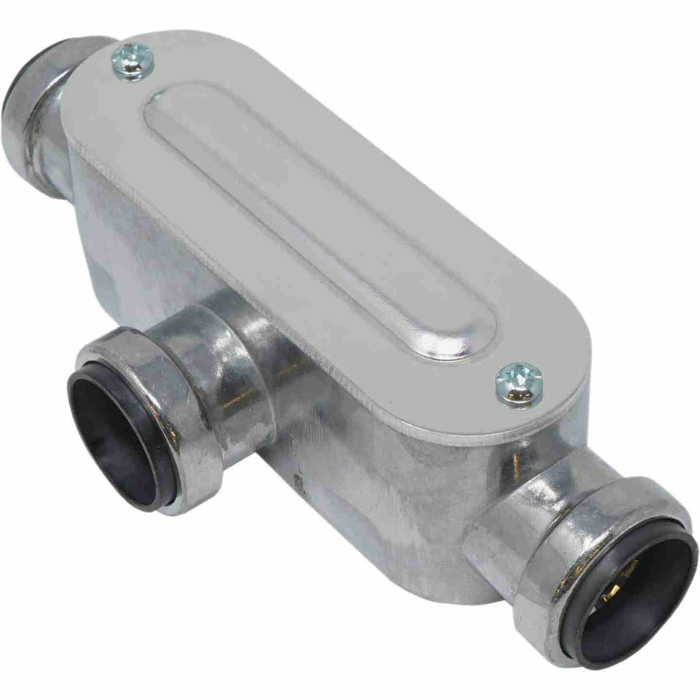 Southwire SimPush 3/4 In. EMT Push-To-Install Type-T Conduit Body Image 1