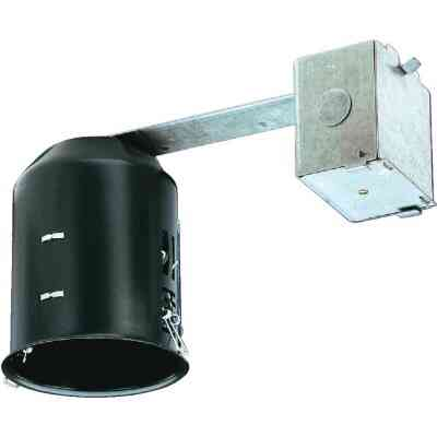 Thomas 4 In. Remodel Non-IC Rated Recessed Light Fixture