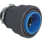 Southwire SimPush 1/2 In. Liquid Tight Type-B Push-To-Install Box Connector (5-Pack) Image 1