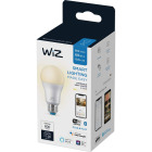 Wiz 60W Equivalent Soft White A19 Medium Dimmable Smart LED Light Bulb Image 1
