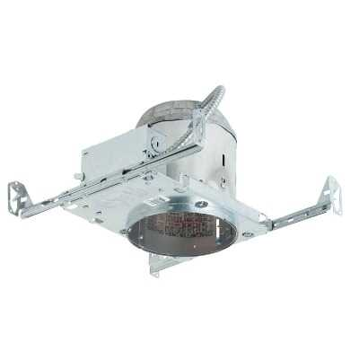 Halo 6 In. New Construction IC Rated Recessed Light Fixture