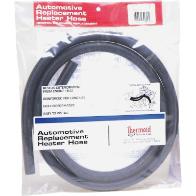 Thermoid 5/8 In. ID x 6 Ft. L. Auto Heater Hose