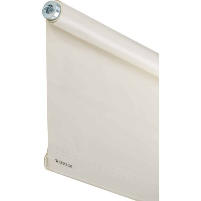 Levolor 73 In. x 66 In. Cream Vinyl Roller Shade
