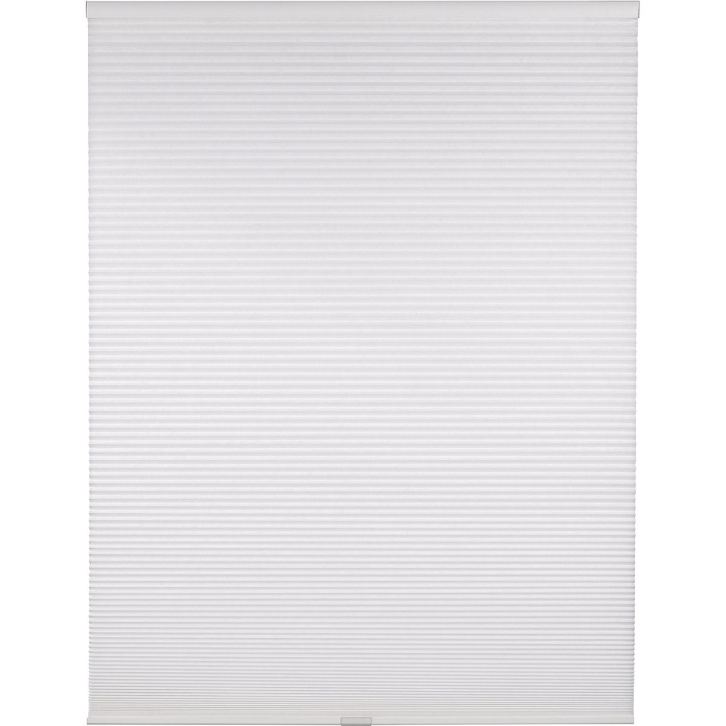 Home Impressions 1 In. Light Filtering Cellular White 34 In. x 72 In. Cordless Shade Image 1