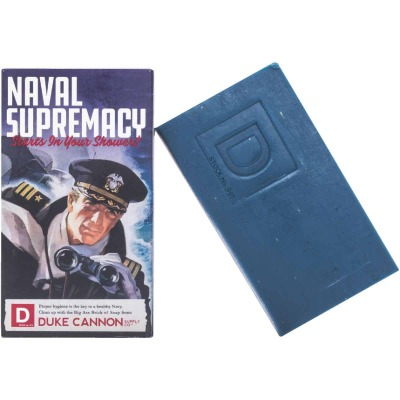 Duke Cannon 10 Oz. Naval Diplomacy Bar Soap