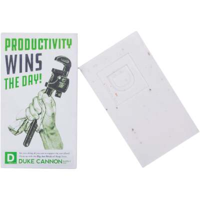 Duke Cannon 10 Oz. Productivity Big Ass Brick of Soap