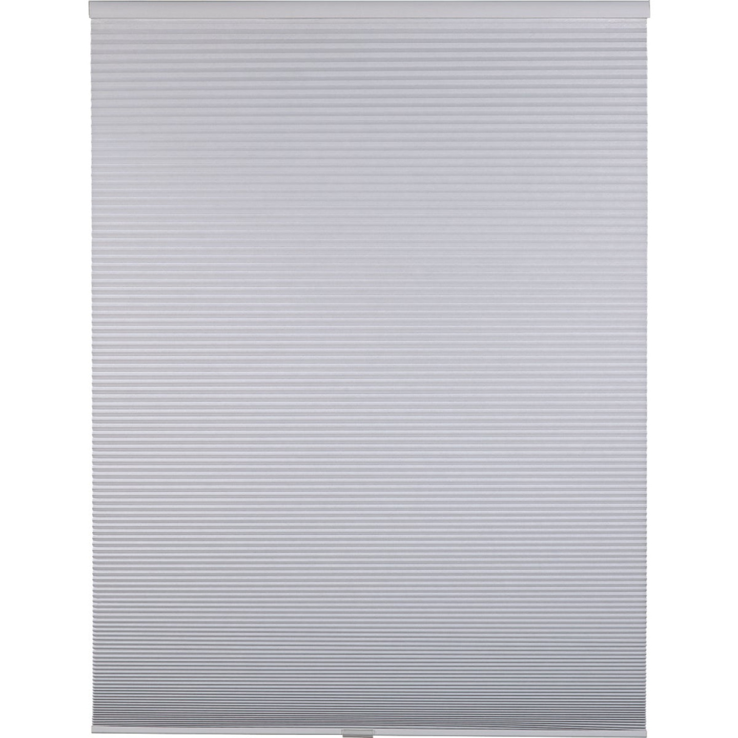 Home Impressions 1 In. Room Darkening Cellular White 23 In. x 72 In. Cordless Shade Image 1