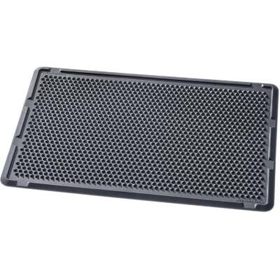 WeatherTech 24 In. x 39 In. Black Outdoor Mat