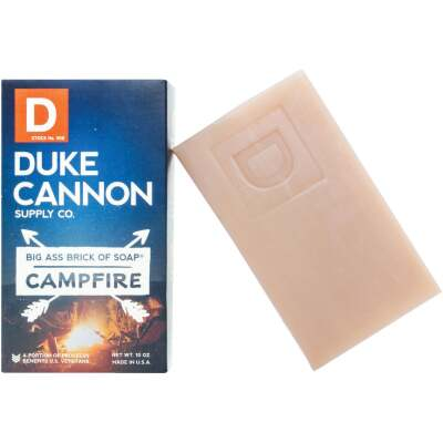 Duke Cannon 10 Oz. Campfire Big Ass Brick of Soap