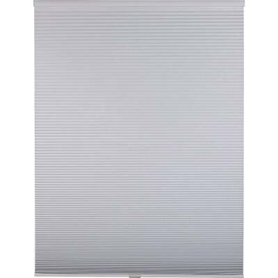 Home Impressions 1 In. Room Darkening Cellular White 31 In. x 72 In. Cordless Shade