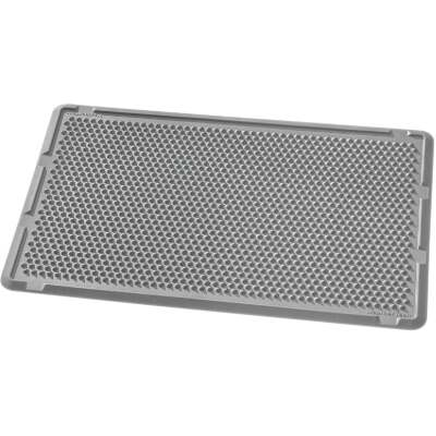 WeatherTech 24 In. x 39 In. Gray Outdoor Mat
