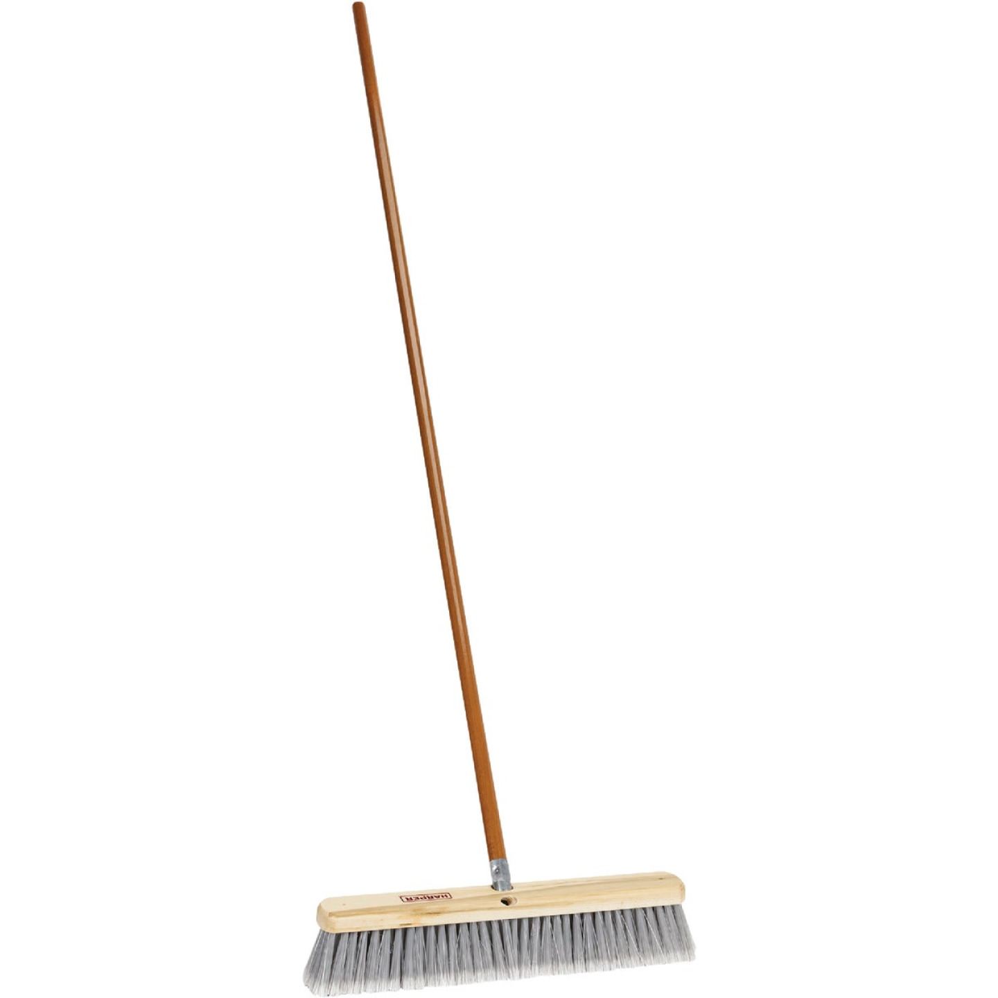 Harper 24 In. Indoor Push Broom Image 1
