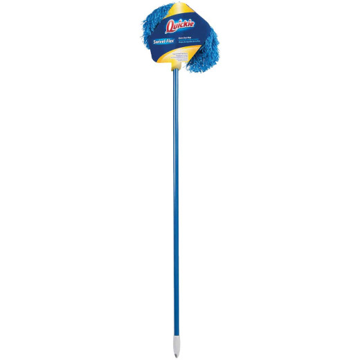 Quickie 48 In. Microban Cotton Wet Mop