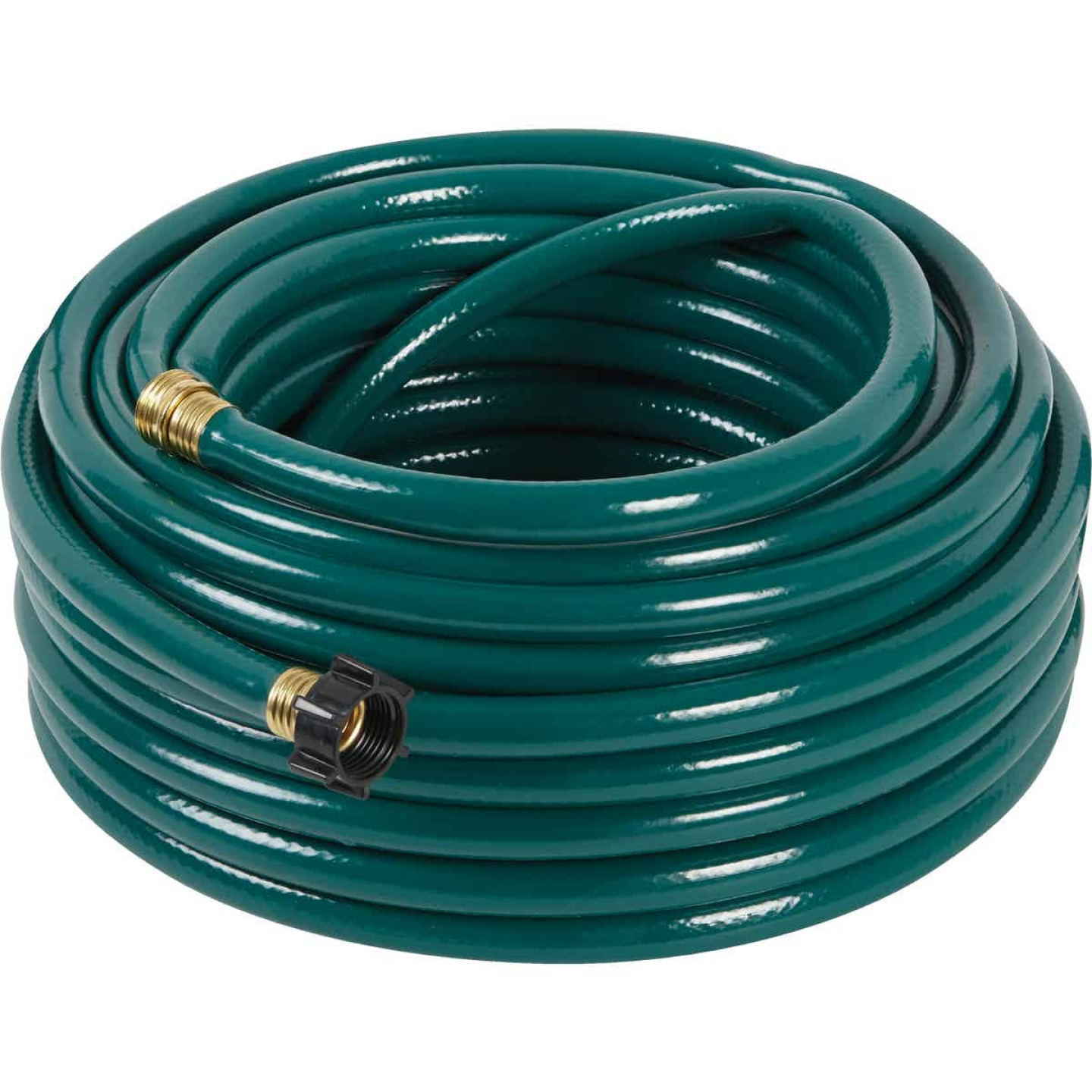 Best Garden 5/8 In. Dia. x 75 Ft. L. Light-Duty Garden Hose Image 1