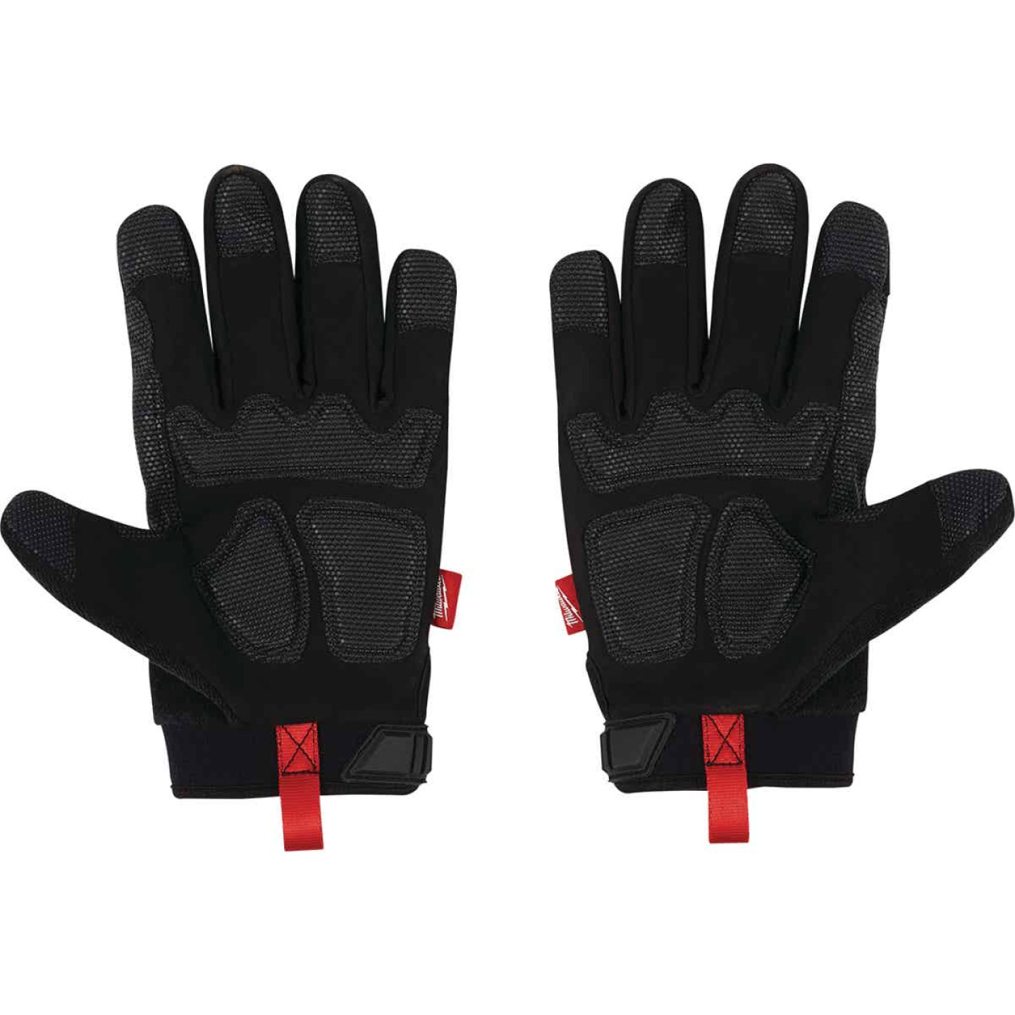 Milwaukee Men's Large Synthetic Leather Impact Demolition Glove Image 2