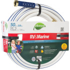 Element 5/8 In. Dia. x 50 Ft. L. Drinking Water Safe RV&Marine Hose Image 1