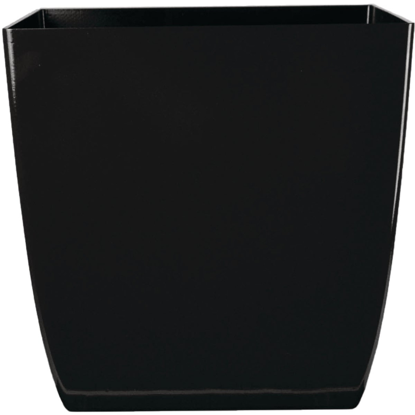 Myers Aria 6 In. Black Onyx Square Planter Image 1