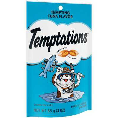 Temptations Tempting Tuna 3 Oz. Cat Treats