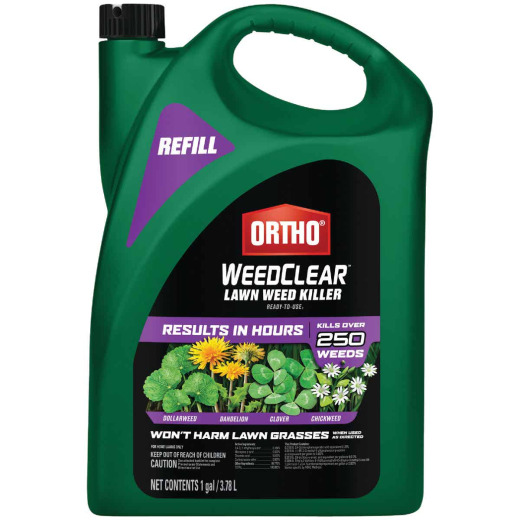 Ortho WeedClear 1 Gal. Ready To Use Refill Southern Lawn Weed Killer