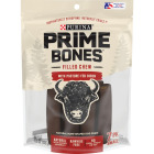 Purina Prime Bones Small Bison Flavor Filled Chew Dog Treat (7-Pack) Image 1
