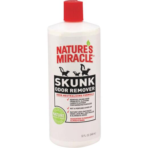 Nature's Miracle 1 Qt. Skunk Odor Eliminator